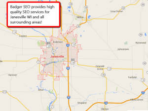 The Best Janesville SEO Company