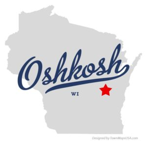 Oshkosh SEO Map