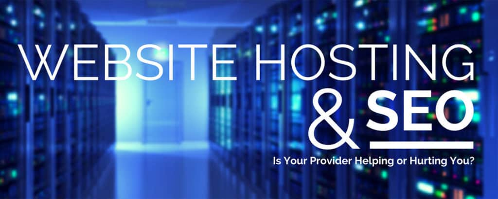 image of web hosting in regards to search engine optimization