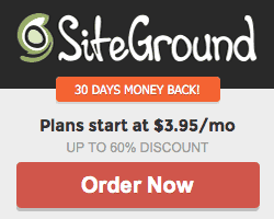 image of siteground web hosting plans